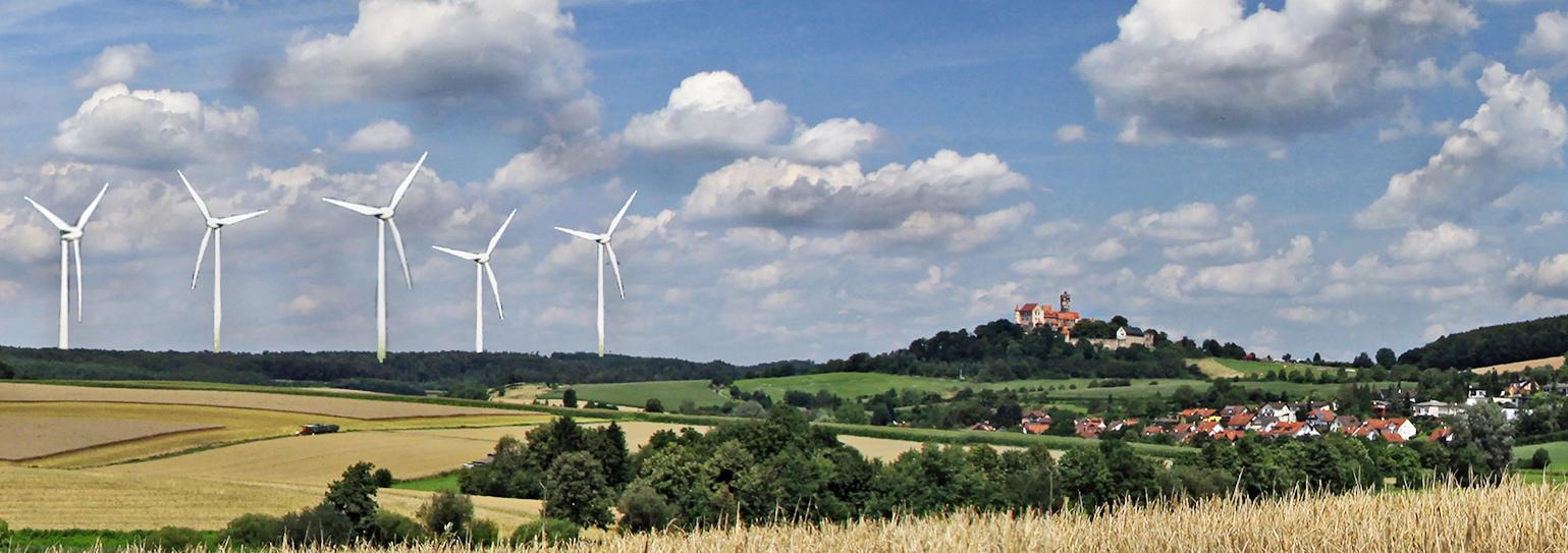 Rettet das Ronneburger Hügelland!